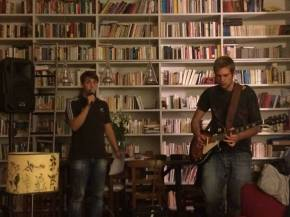 Libero Slancio al The Bridge Café